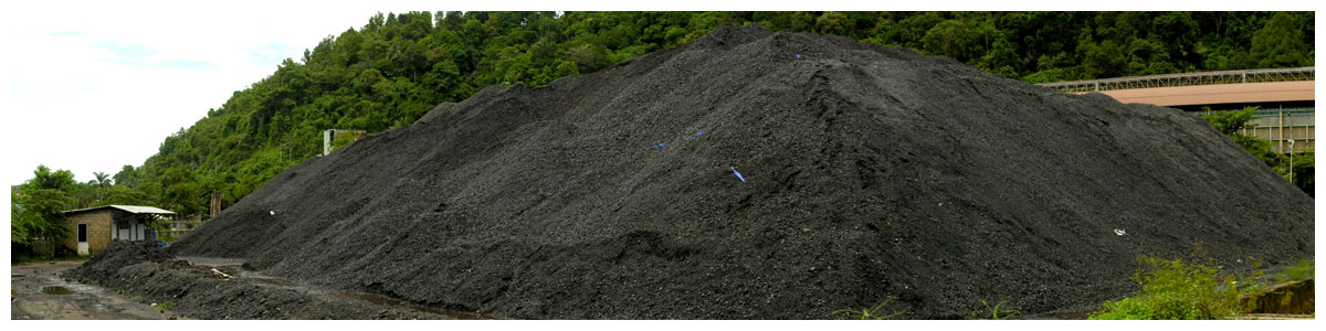 Products - Coal Stockpile